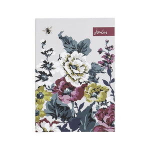 Joules Cambridge Floral Memo & Sticky Notes