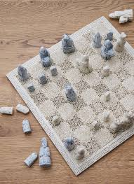 O'Gowna - Isle of Lewis Chess Set