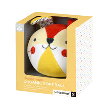 Load image into Gallery viewer, Organic Bunny Soft Chime Ball