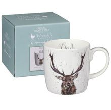 Load image into Gallery viewer, Wrendale Large Dad Mug from Royal Worcester
