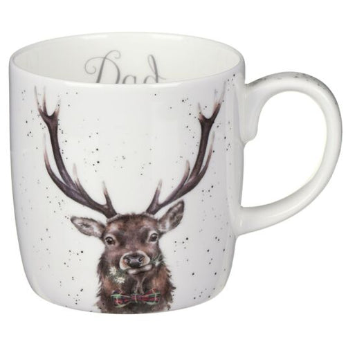 Wrendale Large Dad Mug from Royal Worcester