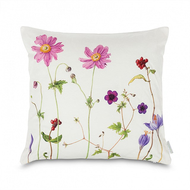 Holly Somerville - Windflower cushion