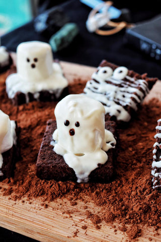 spooky brownie protein light digest