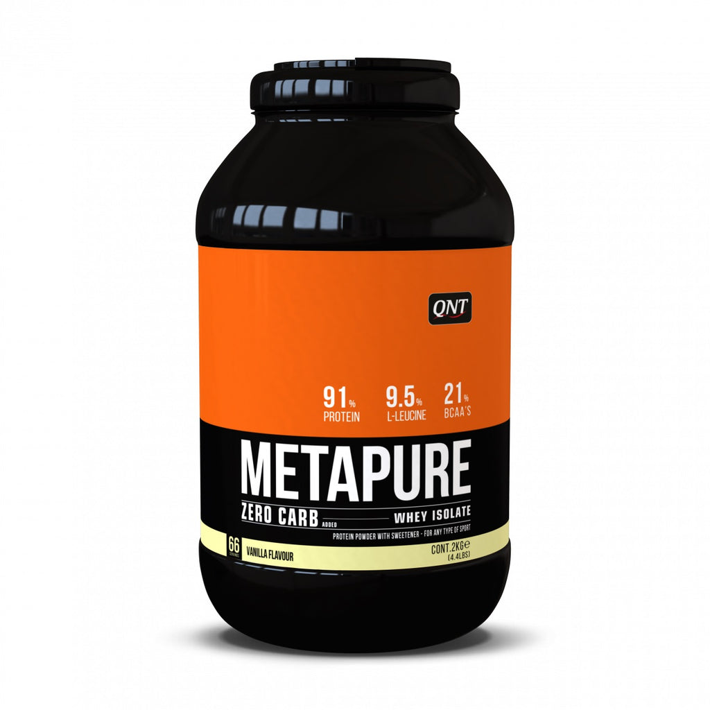 Metapure Whey Protein Isolate Zero Carb 2 Kgs