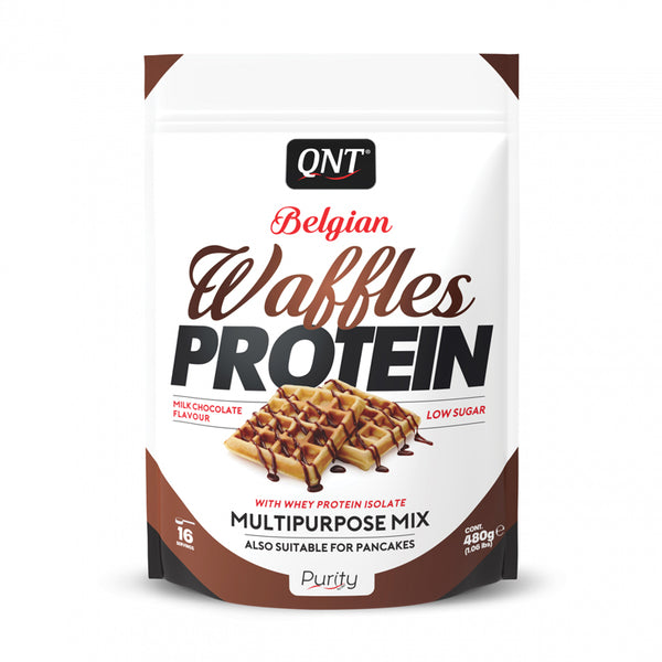 whey protein mezcla para waffles y panqueques