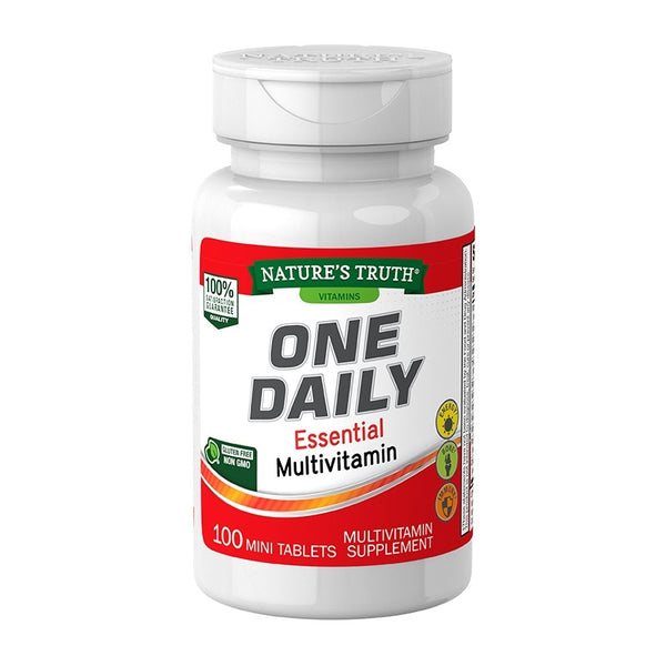 Multivitamínico One Daily - 100 comprimidos
