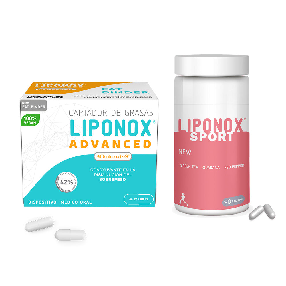 Pack Liponox Diet Advanced