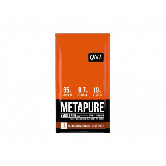 proteina isolate whey zero carb metapure chocolate 10x30g