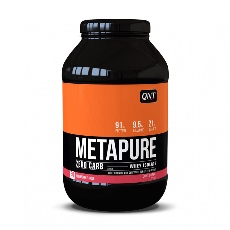 Metapure Whey Protein Isolate Zero Carb 908 Grs