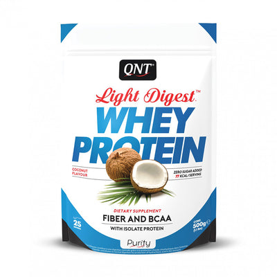 whey protein light digest coco 500g