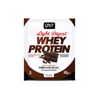 proteina whey light digest chocolate 10x40g