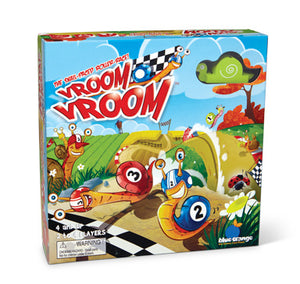 Vroom Vroom Board Game
