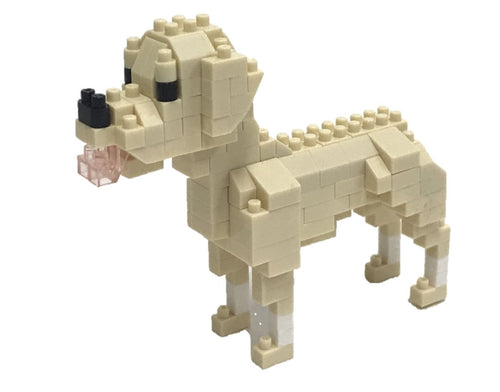 Labrador Retriever Nanoblocks