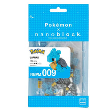 Load image into Gallery viewer, Lapras Pokemon Nanoblocks