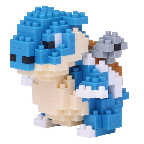 Blastoise Pokemon Nanoblocks