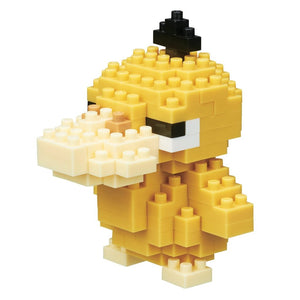 Psyduck Pokemon Nanoblocks