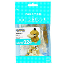 Load image into Gallery viewer, Psyduck Pokemon Nanoblocks