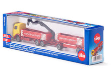 Load image into Gallery viewer, Truck for Construction and Trailer 1:87 Scale