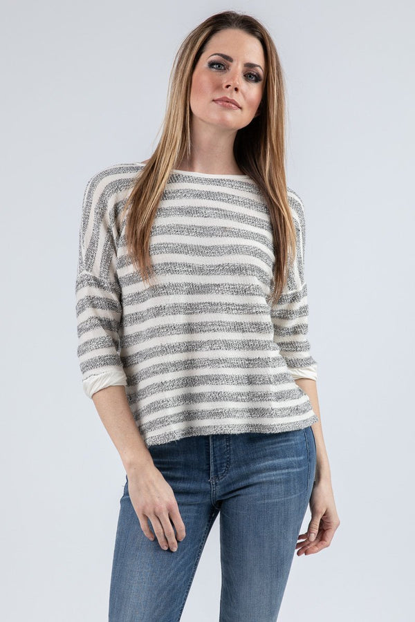 MABEL DOLMAN SWEATER