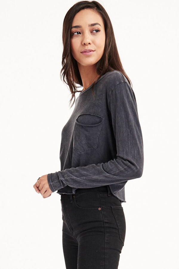 PRESLEY LONG SLEEVE TOP