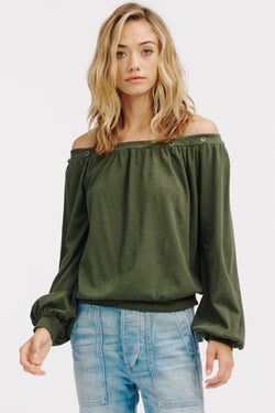 JENNI GROMMET TOP