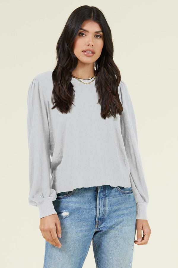 TINSLEY LINEN TOP