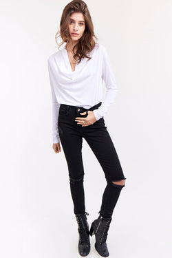 SELENE LONG SLEEVE TOP