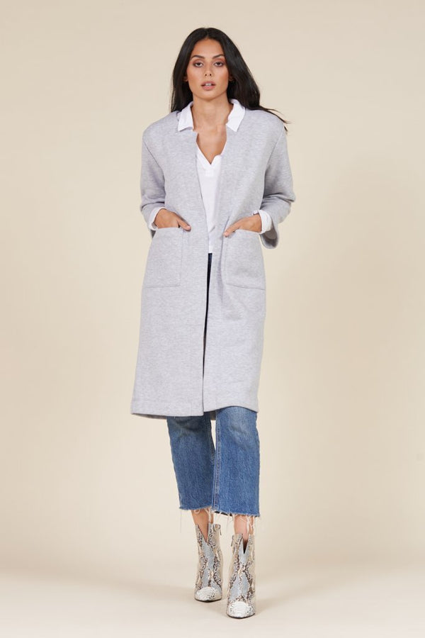 CHRISSI DUSTER CARDI COAT