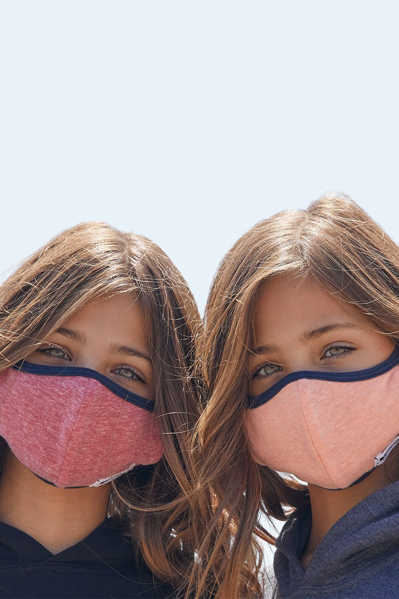 Stylish Face Masks for Kids and Adults