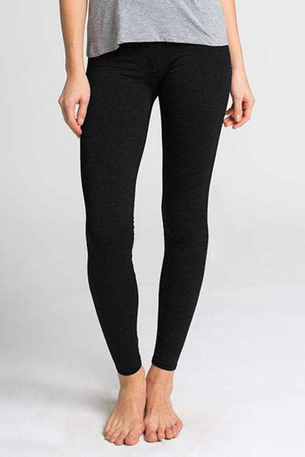 BASIC FULL LENGTH LEGGINGS