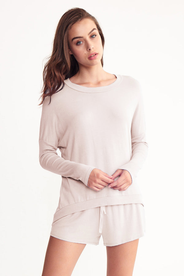 ZURI LONG SLEEVE TOP