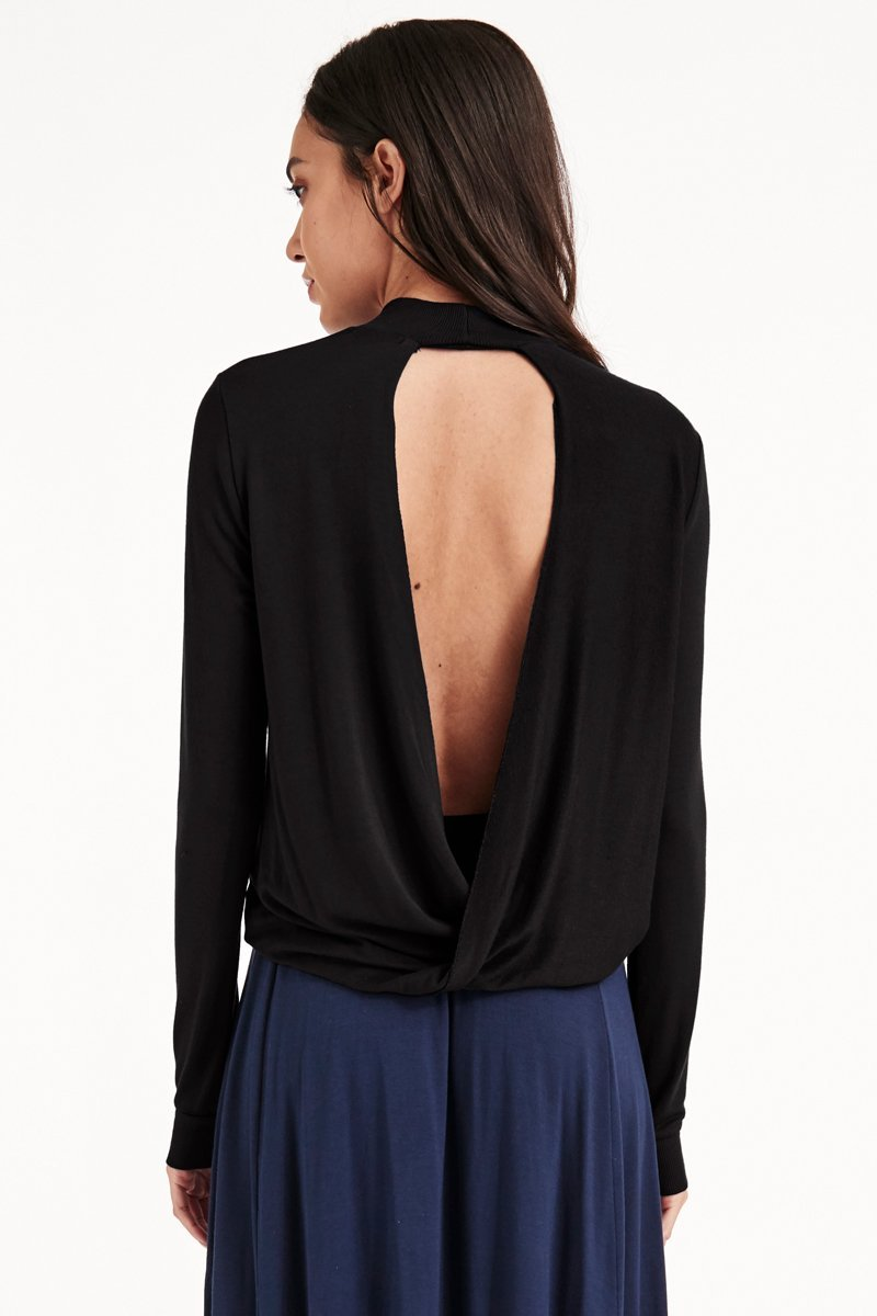 EMILIA OPEN BACK TOP