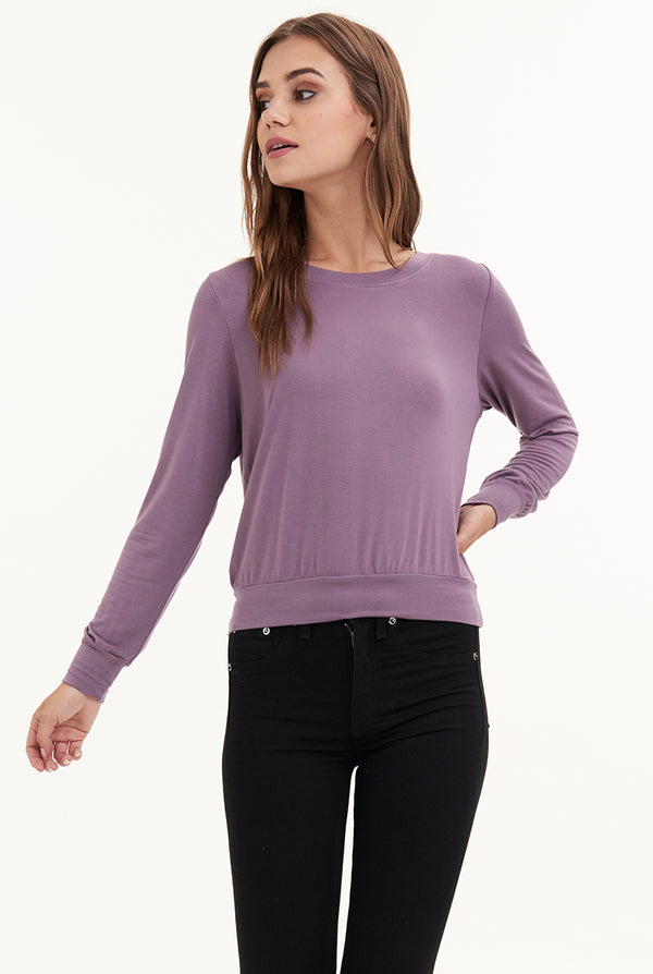 VALLY LONG SLEEVE TOP