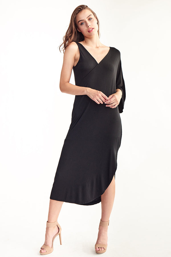 BO WRAP DRESS
