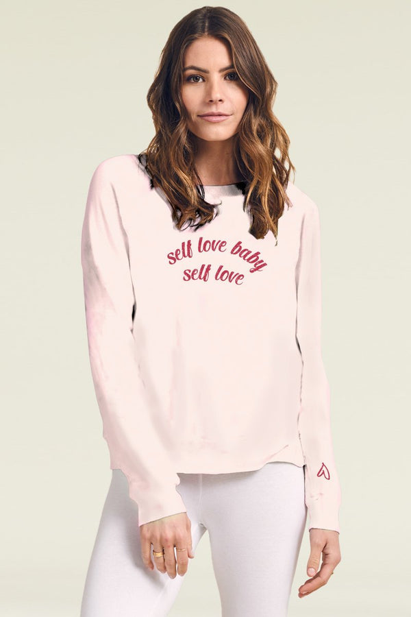 SELF LOVE BABY SWEATSHIRT