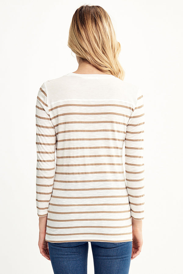 SIENNA LONG SLEEVE TEE