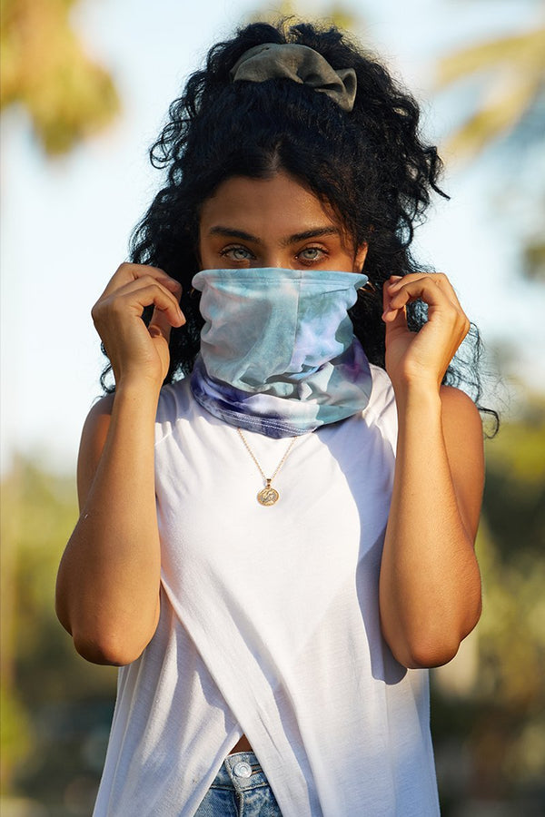 THE CALI WRAP - WAVE WRAP MASK