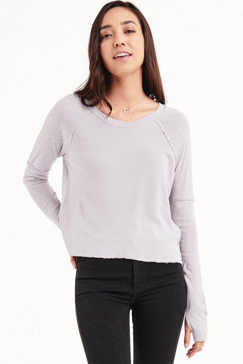 INDRA LONG SLEEVE TOP