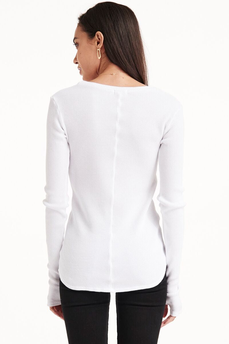 WEDNESDAY LONG SLEEVE TOP