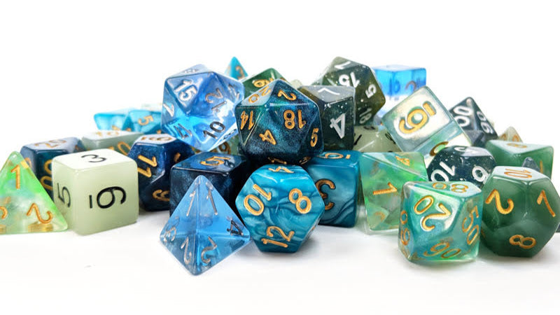 New - Mighty Nein Dice Palettes
