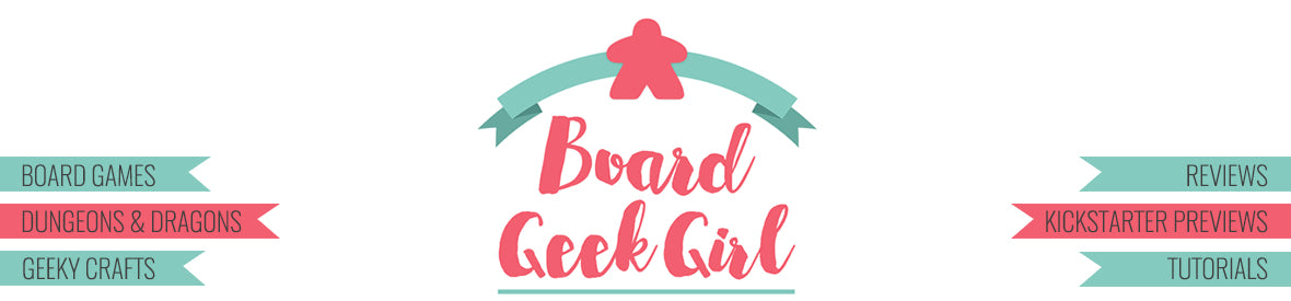 Board Geek Girl