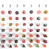 RPG Dice Palette | Elemental