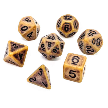 Ancient Gold | Dice Set