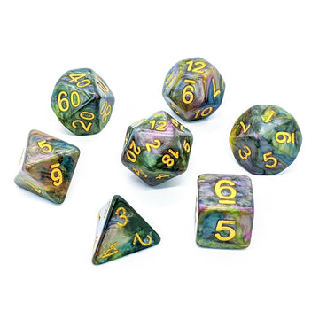 Druid Stone | Dice Set