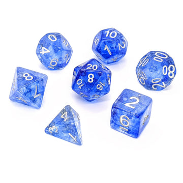Mystic Blue | Dice Set
