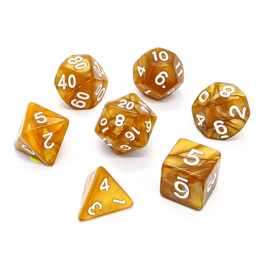 Treasure Pearl | Dice Set