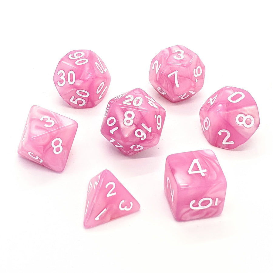 Blossom Pearl | Dice Set