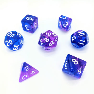 Ink Drops | Dice Set