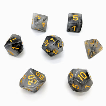 Black Jade | Dice Set