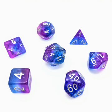 Indigo Dream | Dice Set